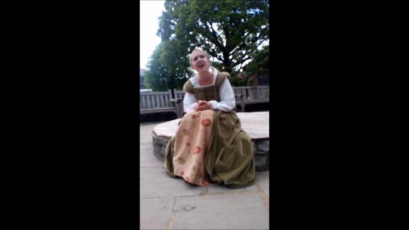 Shakespeare actors Juliet