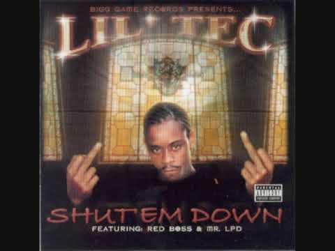 Lil Tec - Dirty Biznezz feat.Red Boss Mr.L.P.D