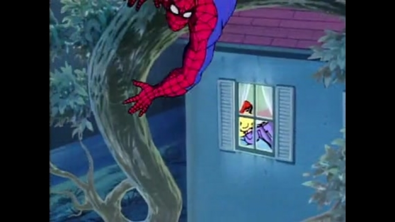 Человек паук 1994 2 сезон 4 серия