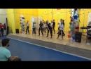 Родительский день, 2 отряд, танец Ratata