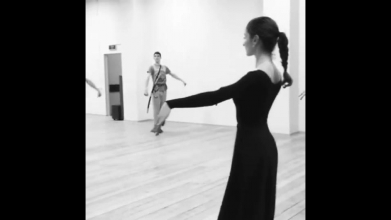 Circassian dance!