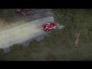WRC 7 тренировка в Португалии СУ Fafe (вид с вертолета)