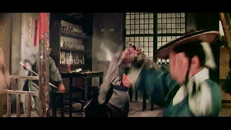 1970 - Гнев меча / Nu jian kuang dao