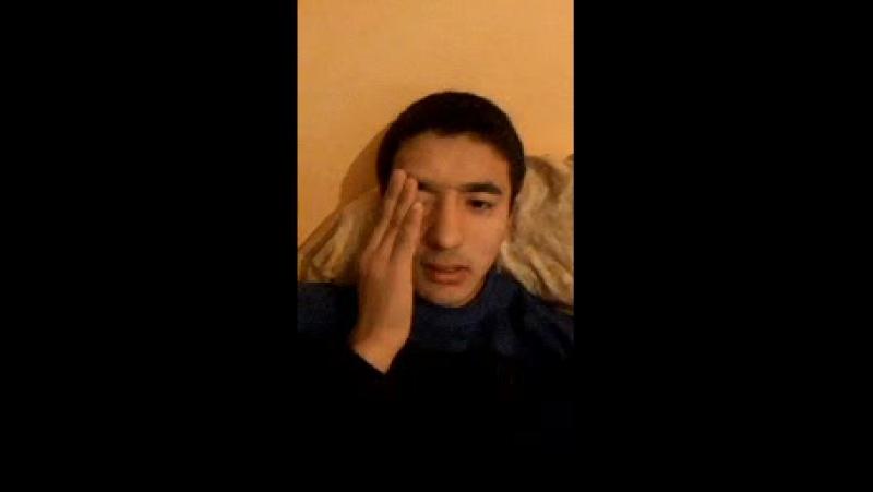 Карим Мамадаминов - Live
