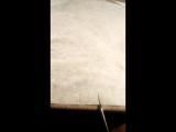 ножнички заточены