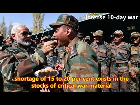 Indian army to decrease purchase of expensive hardware due to lack of funds
