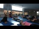 Гонг Сессия в клубе Фитнес Град