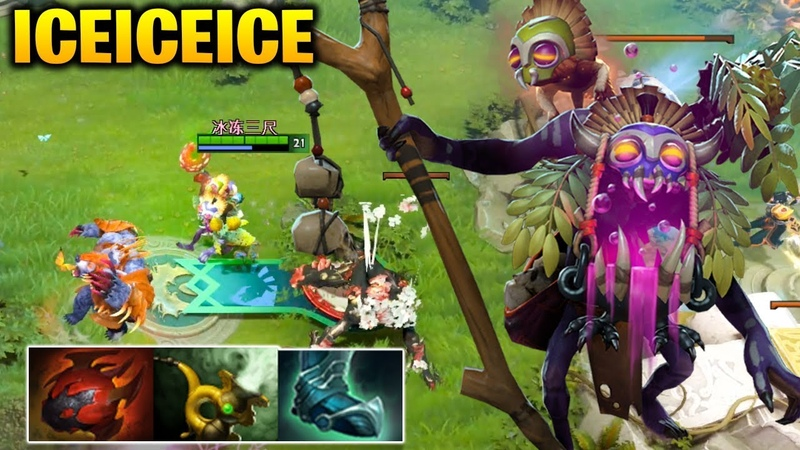 Iceiceice Witch Doctor Masque of Awaleb Offlane