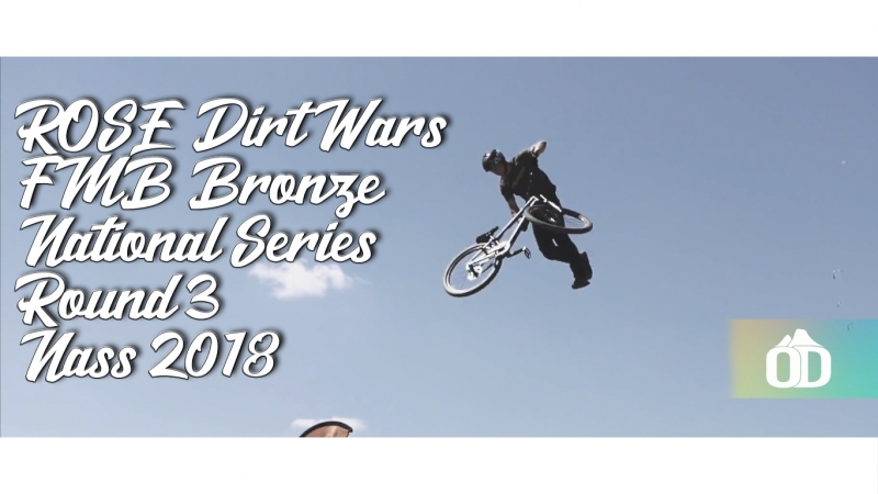 ROSE Dirt Wars FMB Bronze National Series Round 3 Nass 2018