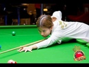 Hi-end Snooker Club Nutcharut Wongharuthai practicing 92 @ Hi-end 15/01/18