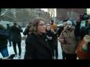 Ксения Собчак против сноса здания лицея Гете на Томской