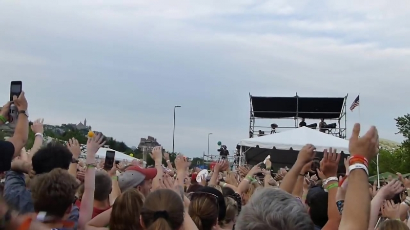 30 Seconds to Mars The Kill Live Bunbury 2017