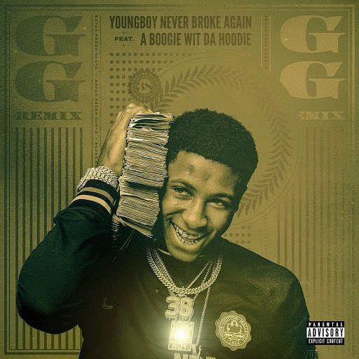YoungBoy Never Broke Again альбом GG (feat. A Boogie Wit da Hoodie) [Remix]