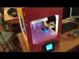 3D BRO mini, прозрачный пластик