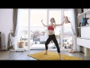 Strong Sexy Ballerina Arms Workout Standing