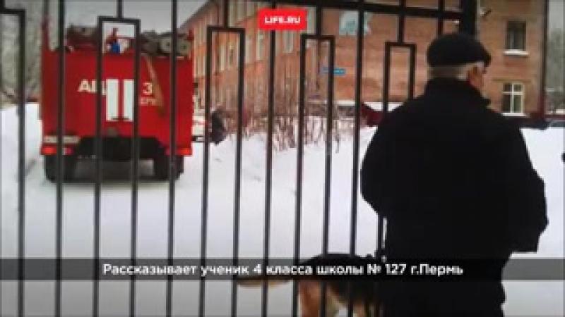 Школьный резчик Лев Биджако из Перми