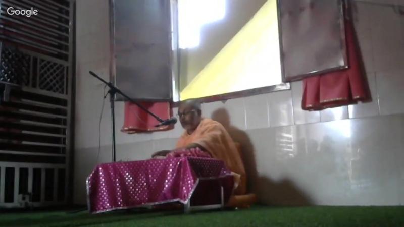Брахман принимает санньясу и карма приходит к нему (ШБ 11.23.21-48). 23.03.18, утро.
