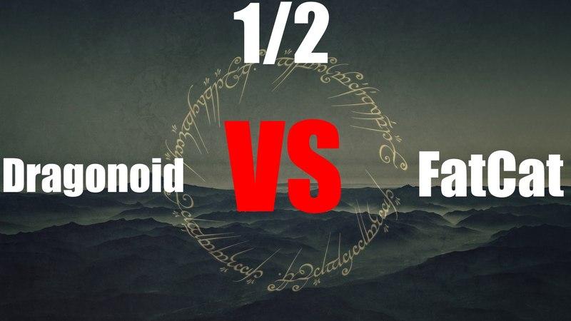 Турнир по Властелин КолецБитва за Средиземье 2 (RotWK) - Dragonoid vs FatCat 12