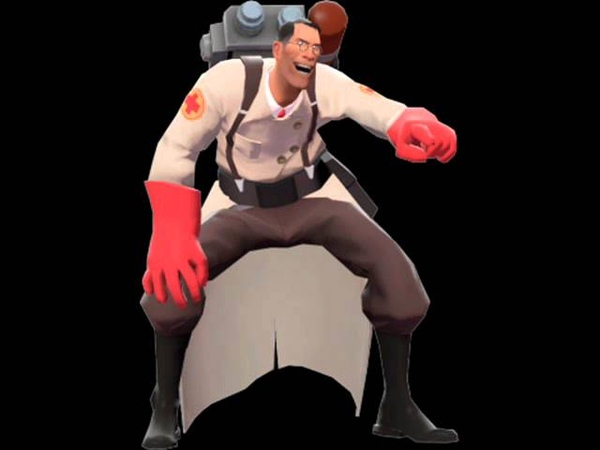 Team Fortress 2 all laugh taunts