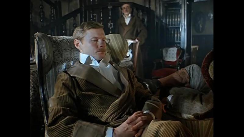 Приключения Шерлока Холмса и доктора Ватсона (1980) Король шантажа