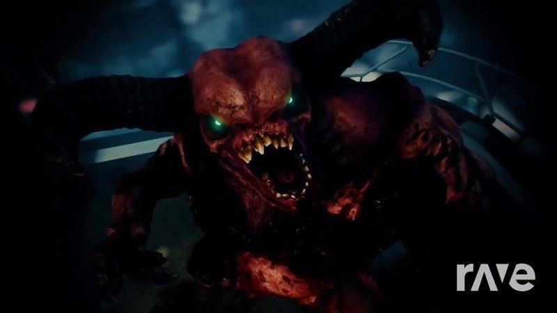 Саня поехал в ад ебашить демонов   RaveDJ
