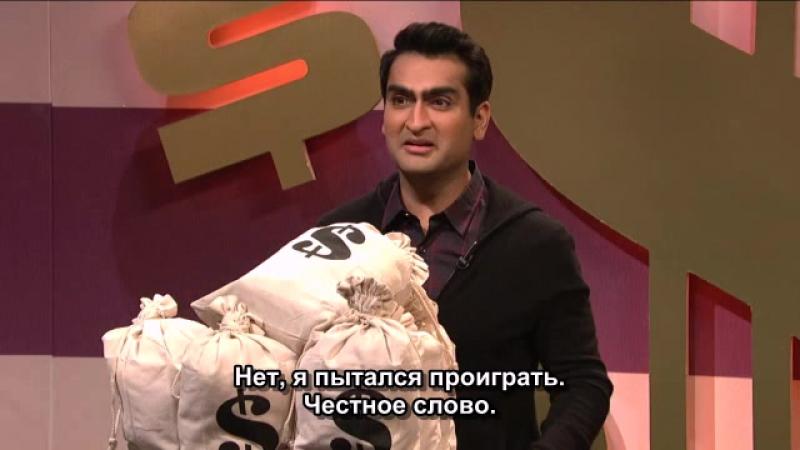 Saturday Night Live 43x3 / Субботним вечером в прямом эфире - Телеигра Взломщики банков » Freewka.com - Смотреть онлайн в хорощем качестве