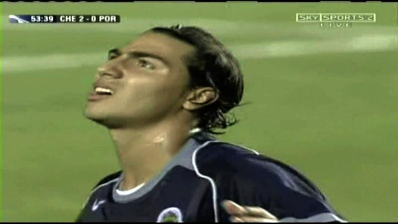 Ricardo Quaresma Vs Chelsea Away 29 09 2004 byMarYo