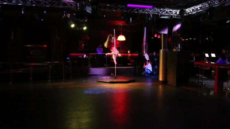 Таня pole dance Любимый подиум, любимые зрители, любимая песня...