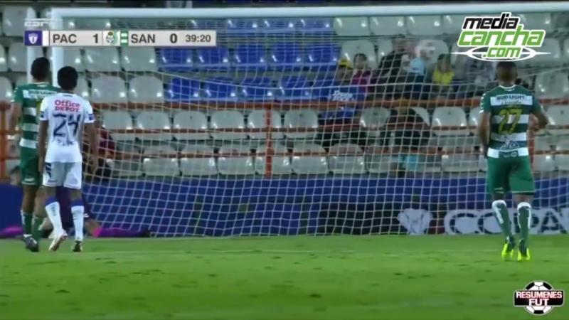 Pachuca hila su segunda victoria en Copa MX