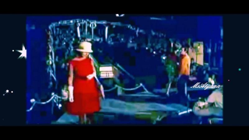 Ретро 60 е - Джордже Марьянович - Crvena Kosa Devojka ⁄ Рыжая девушка (клип)