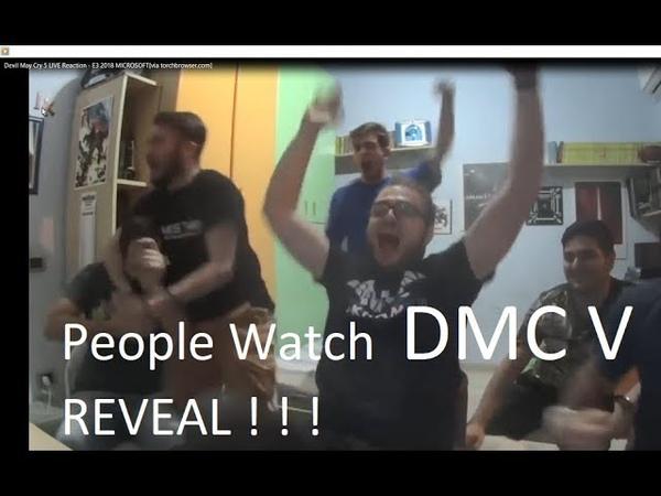 People's Hype Reaction To Devil May Cry V Reveal ! » Freewka.com - Смотреть онлайн в хорощем качестве