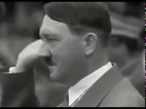 Berlin Olympics 1936 - Major Dhyan Chand (Rare Video) A black indian compelled racist Hitler to hand shake with him .
