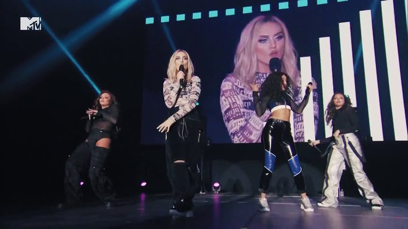 Little Mix - Wings (From POPSPRING Tokyo 2018,1080p)