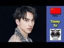 Timmy Xu of China - 100 ASIAN HEARTTHROBS Semifinalist