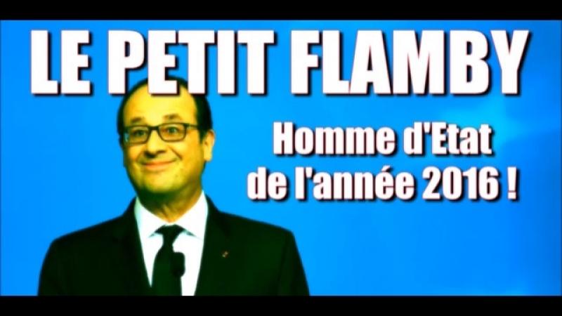 ADBK : Le Petit Flamby - Homme dEtat de lAnnée ( 2016 ) !