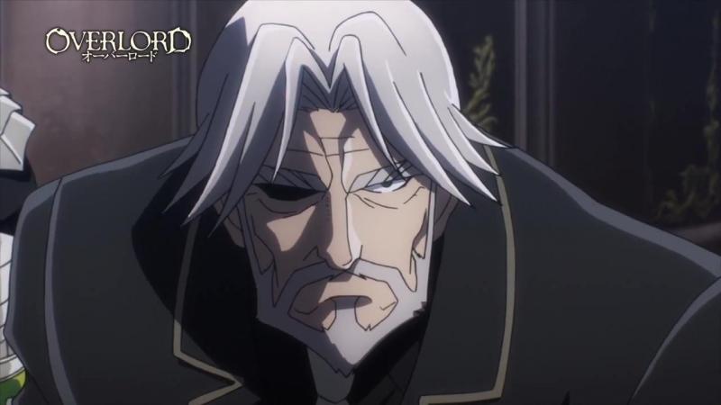 Overlord Владыка CM1 1 серия End and beginning 720p