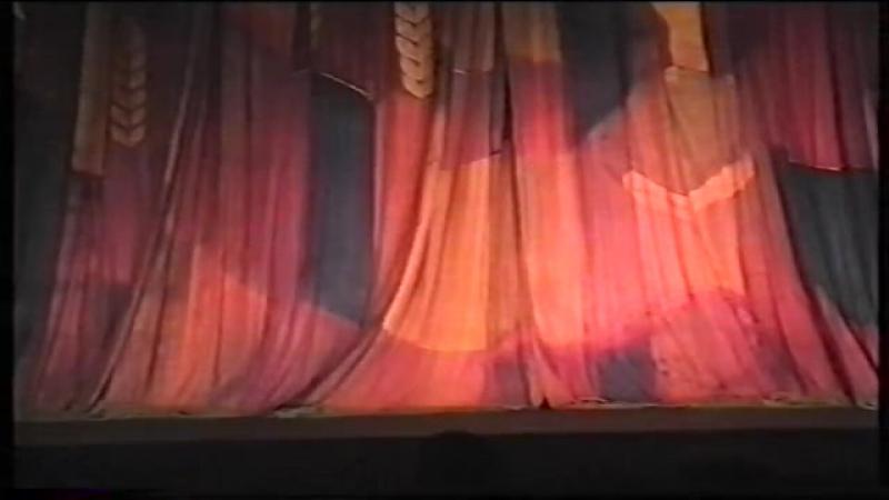Спектакль Печка на колесе третья часть В роли Василия Славнов Андрей