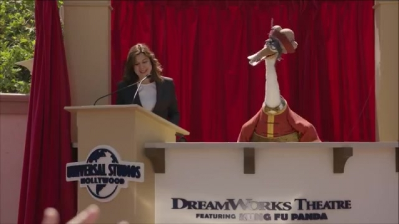 Press Event Universal Studios Hollywood - DreamWorks Theater feat. Kung Fu Panda (2018)