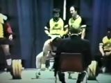 Эд Коэн - тяга 359 кг (82,5  кг)