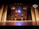 ANANKO DANCE SCHOOL_Отчетный концерт 2018_4 Latini solo - Alina