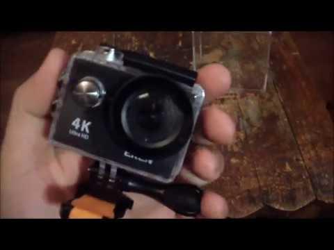Обзор экшн камеры Eken H9R