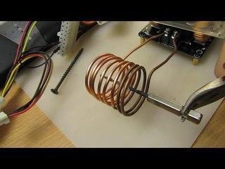 Индукционный нагреватель, модуль из магазина icstation, обзор