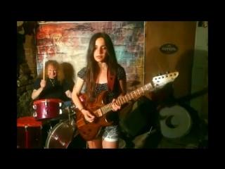 Little Wing cover by Eva Vergilova  Ogy Todorov - YouTube