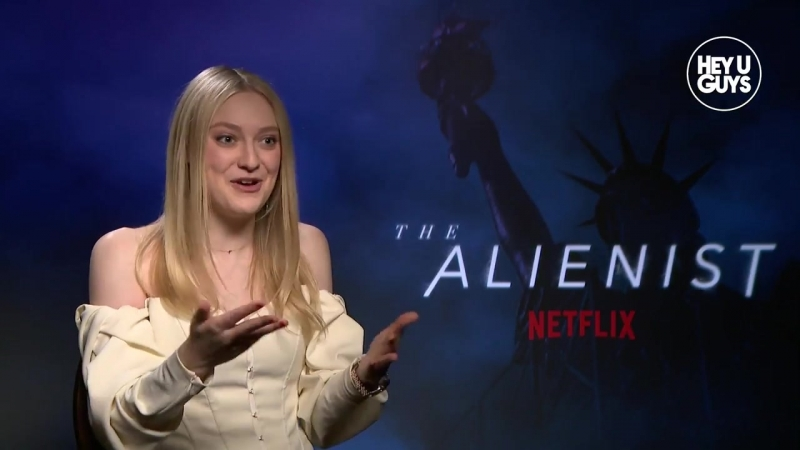 Dakota Fanning on breaking down barriers in The Alienist - Exclusive Interview