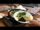 Корейское блюдо «Бибимбап»