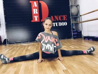 DanceArtStudio МК//Lady's Style// Nadya Andreeva//20.01.2018