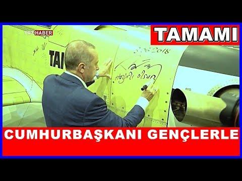 Cumhurbaşkanı Erdoğan'ın Tai'de Gençlerle Buluşması TAMAMI