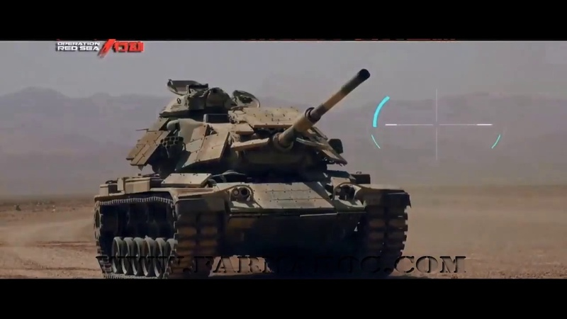 Moroccan Armed Forces | in Movies | T-72 |M-60 | Operation Red Sea | 紅海行動 | HD