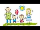 Эдуард Хиль - Наши дети (Детские рисунки)
