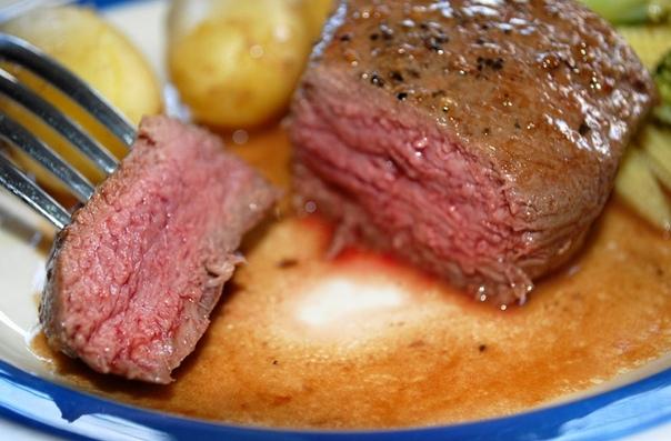 Из чего готовить стейк, помимо говядины и свинины